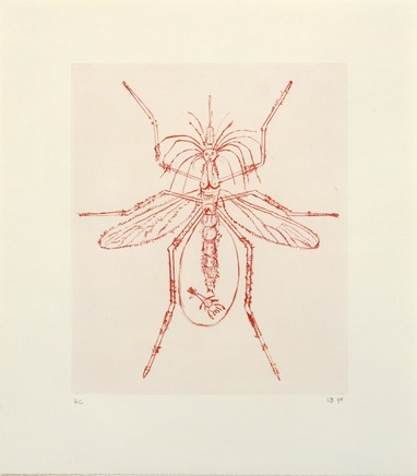 LOUISE BOURGEOIS: AUTOBIOGRAPHICAL PRINTS AND 11 DRYPOINTS