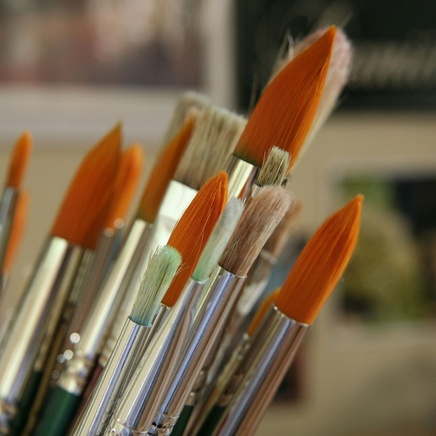 Adult Art Classes and Events